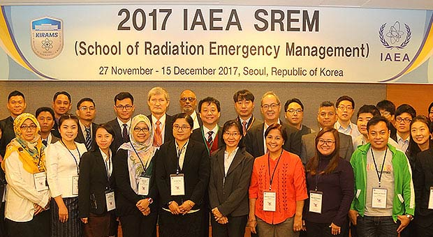 2017 IAEA School of Radiation Emergency Management
